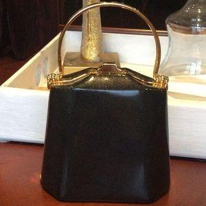 Mini evening bag .. one of a kind vintage bag